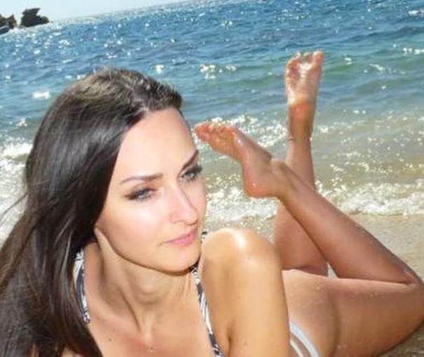 Elisa Marchisoni Feet