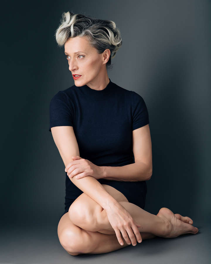 Eva Magyar Feet