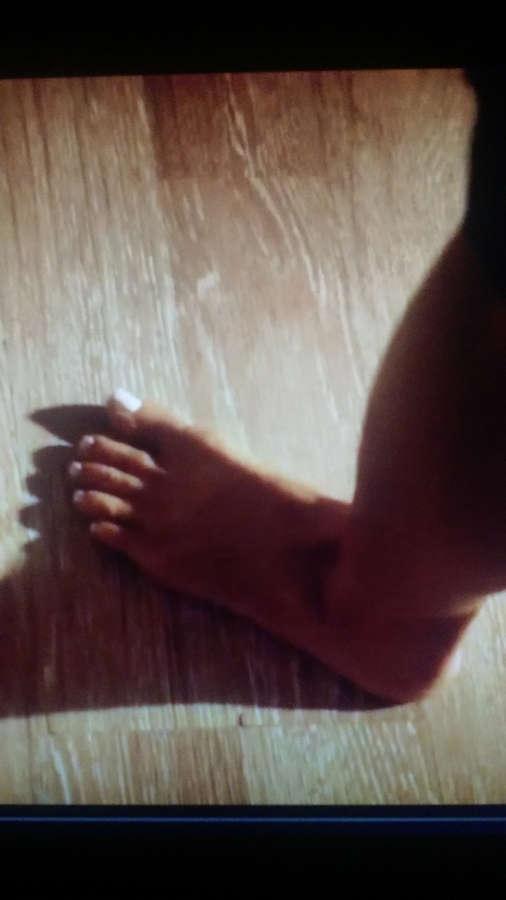 Jaina Lee Ortiz Feet