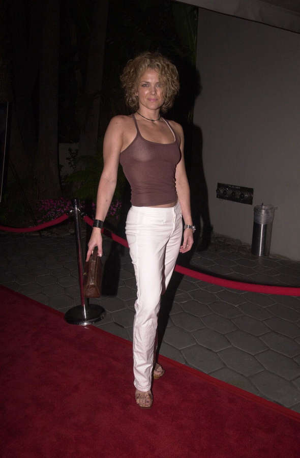 Dina Meyer Feet