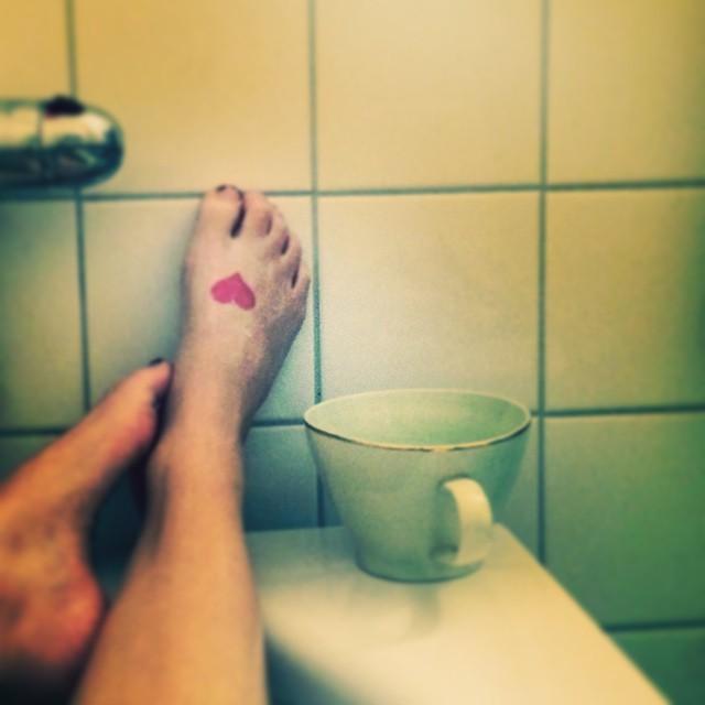 Pernilla Andersson Feet