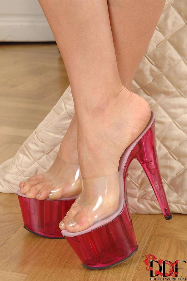 Kassey Krystal Feet