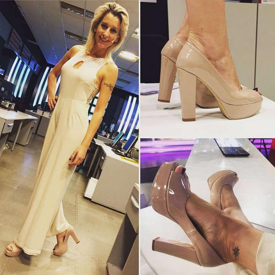 Mariela Fernandez Feet