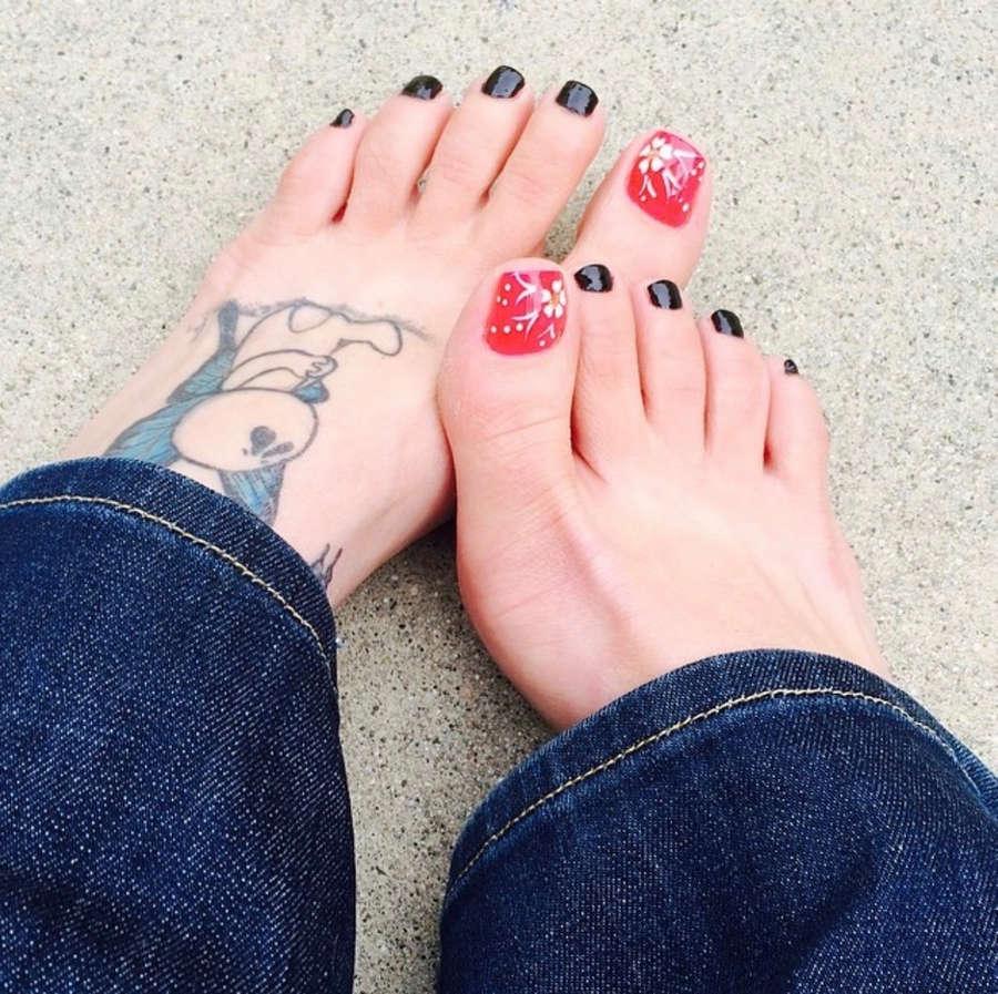 Charity Ozarowski Feet