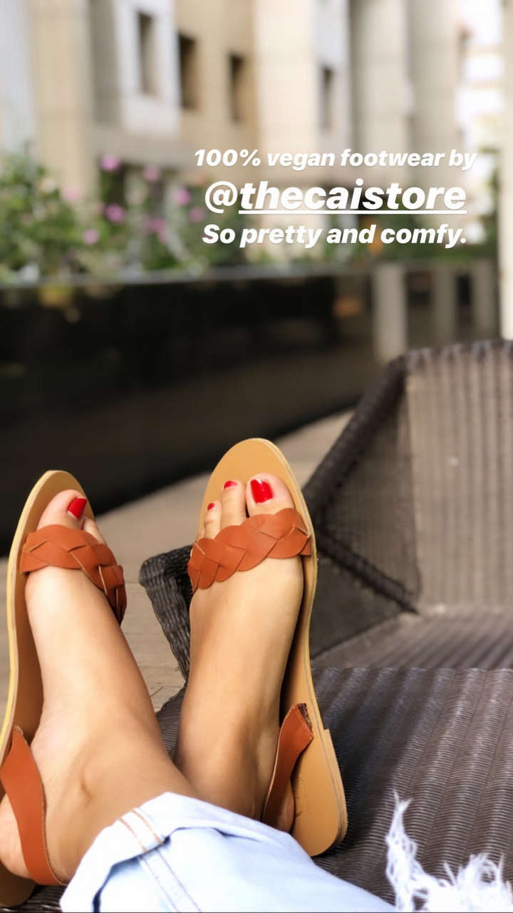 Ahsaas Channa Feet