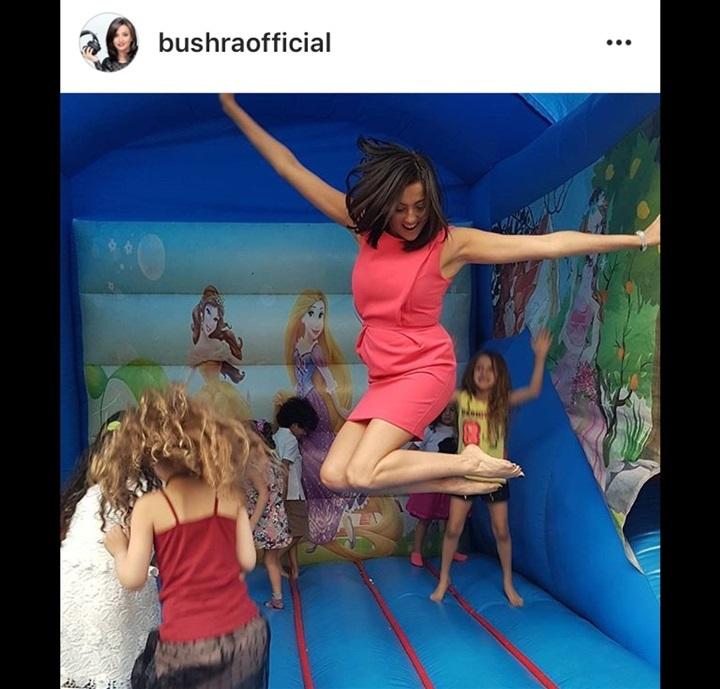 Bushra Feet