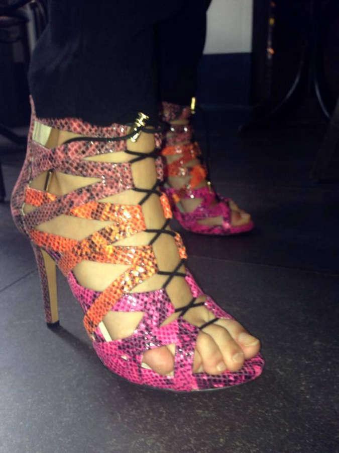 Nikol Svantnerova Feet