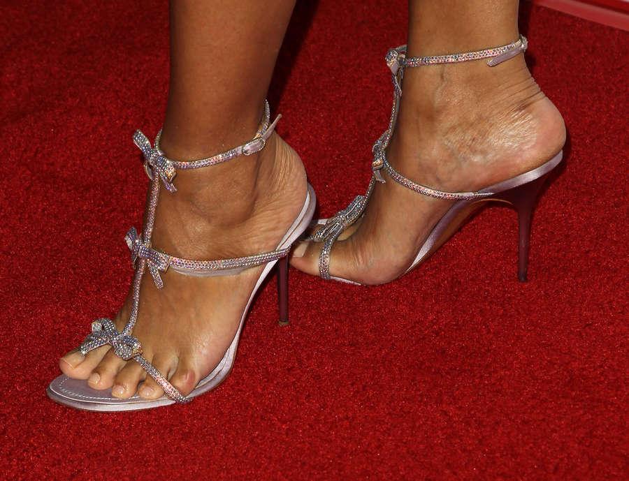 LisaRaye Feet