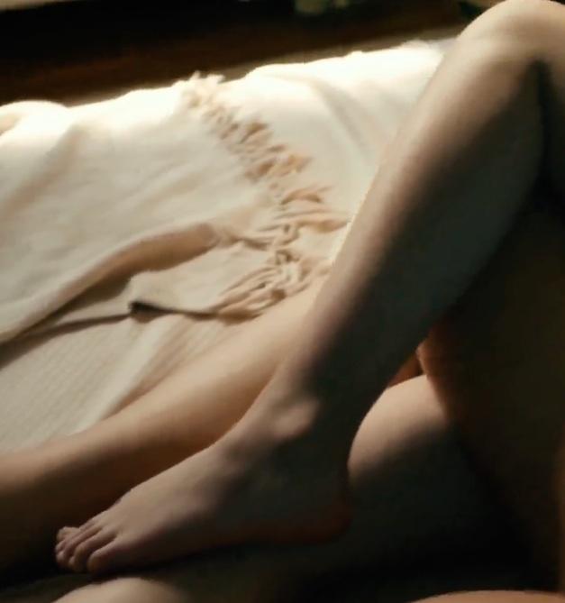 Saskia Rosendahl Feet