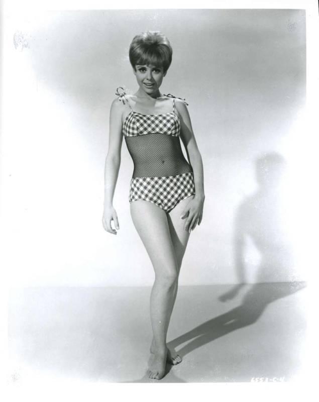Deborah Walley Feet