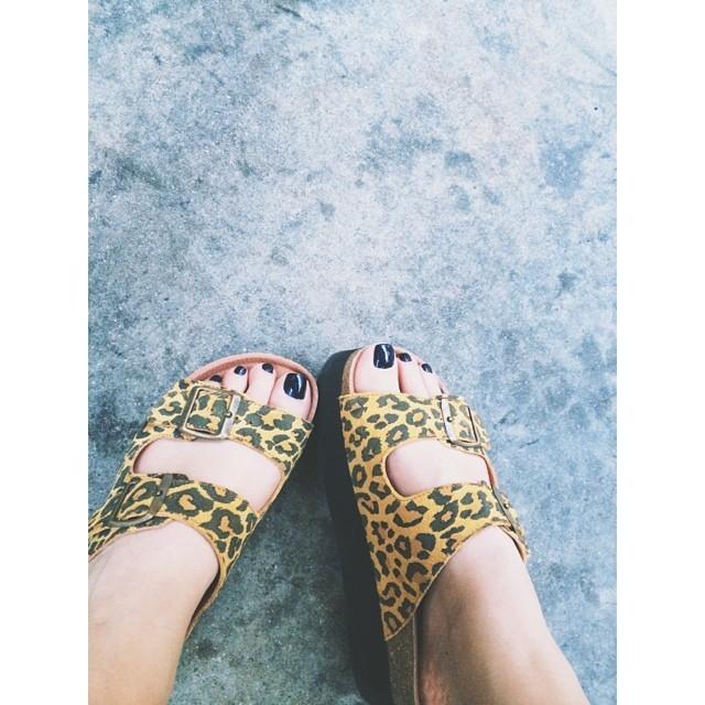 Sugar Joans Feet