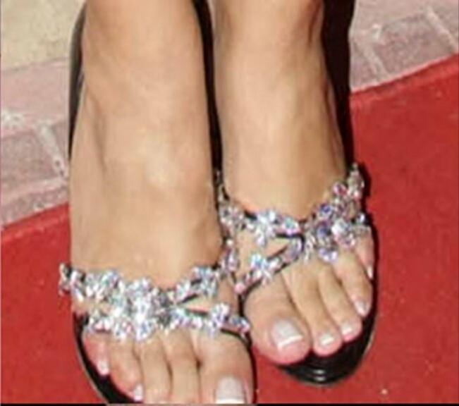 Hristina Lambiri Feet