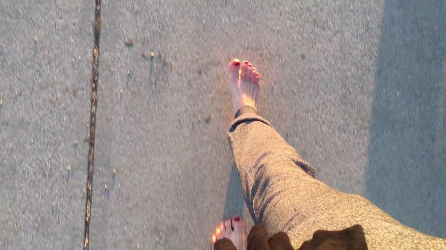 Noelle Therese Mulligan Feet