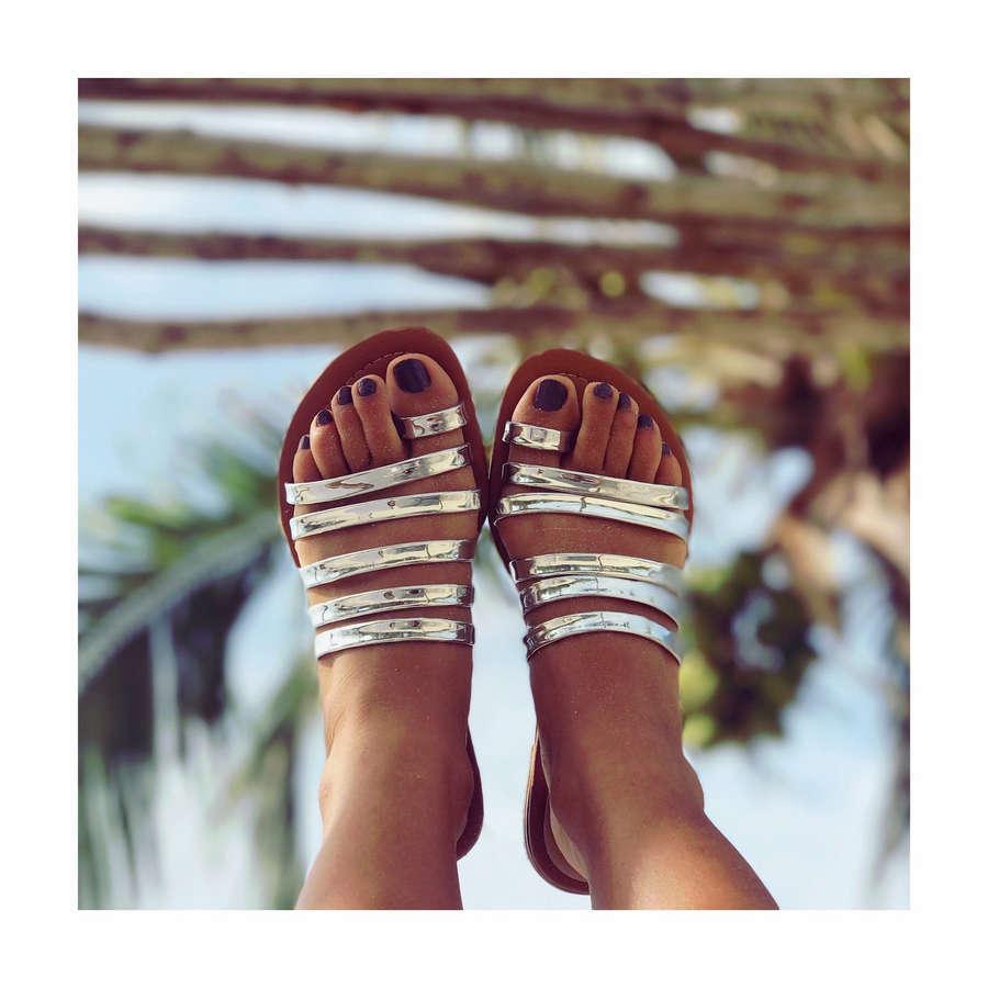 Natalia Reyes Feet
