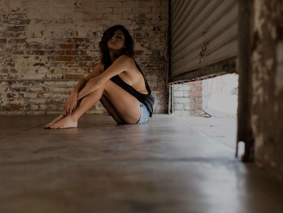 Danielle Baez Feet