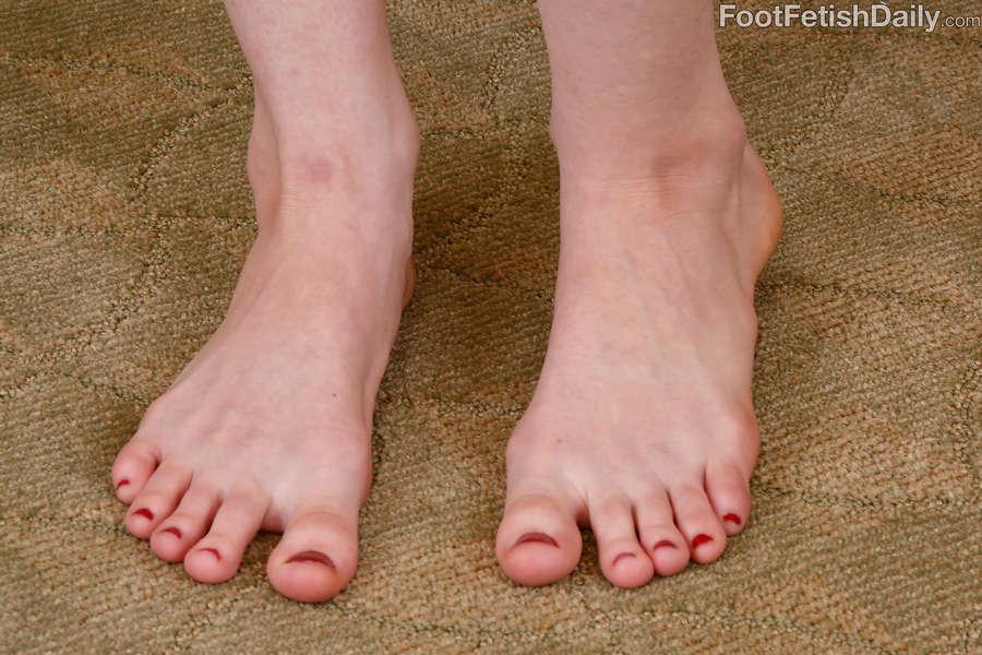 Abbey Rain Feet