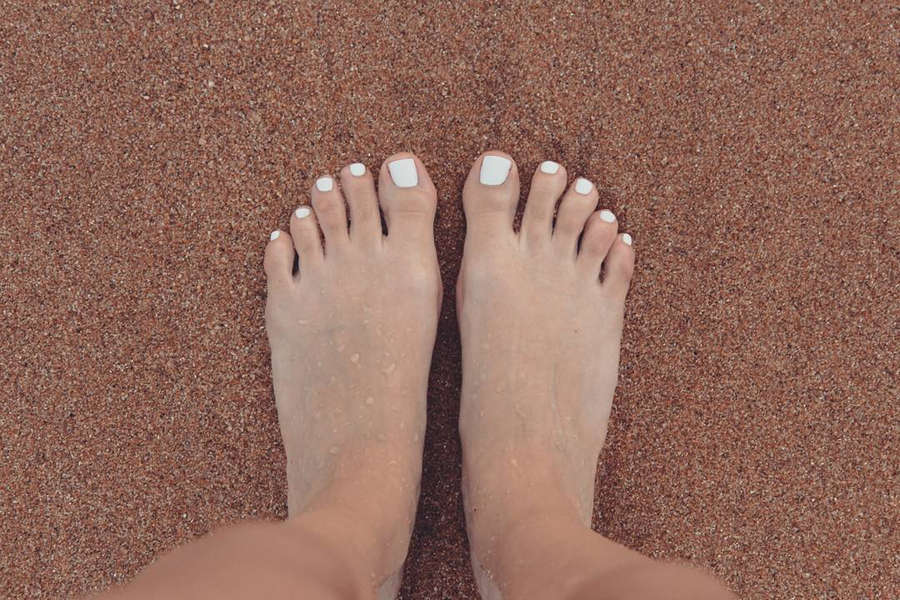Ariana Ron Pedrique Feet