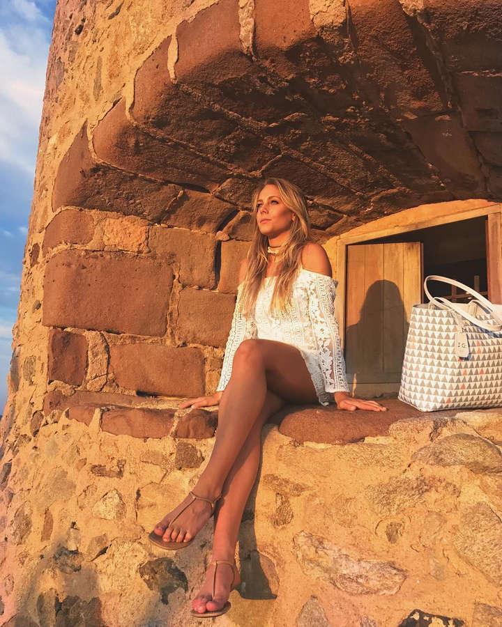 Jessica Guenter Feet