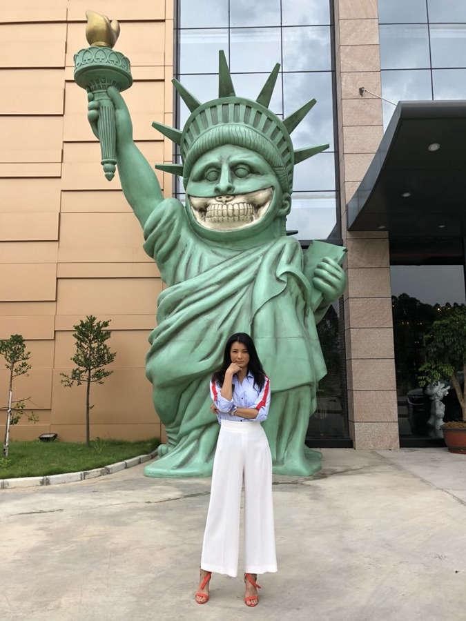 Kelly Hu Feet