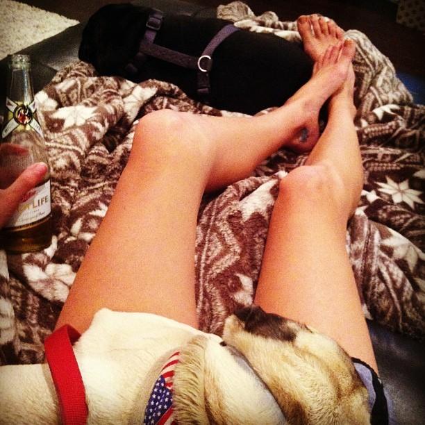 Amanda Booth Feet