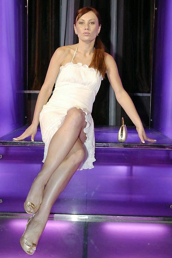 Monika Jarosinska Feet