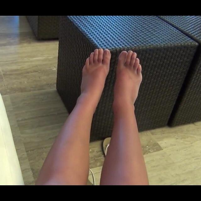 Nikki Baker Feet