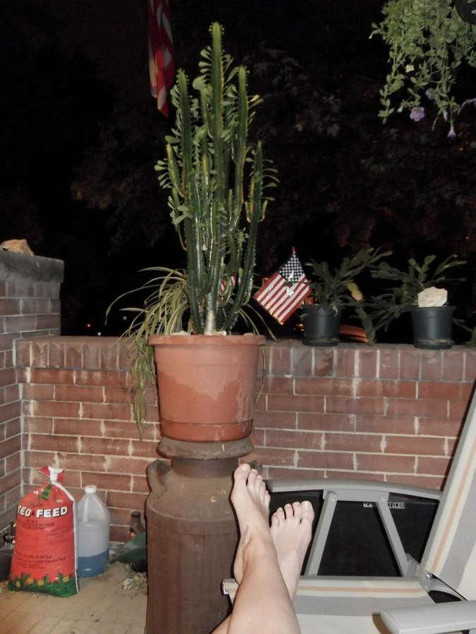 Karen Marie Orsted Feet