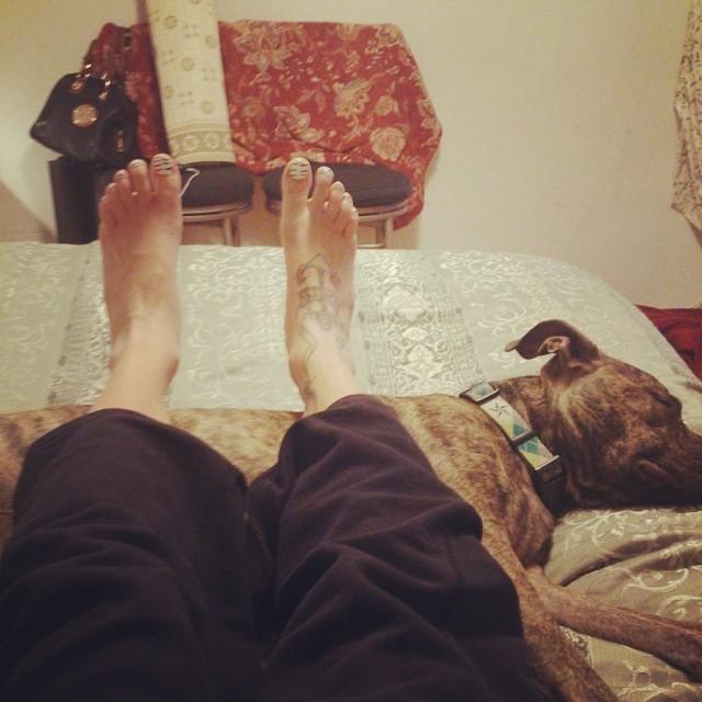 Kelsey Alyssa Feet