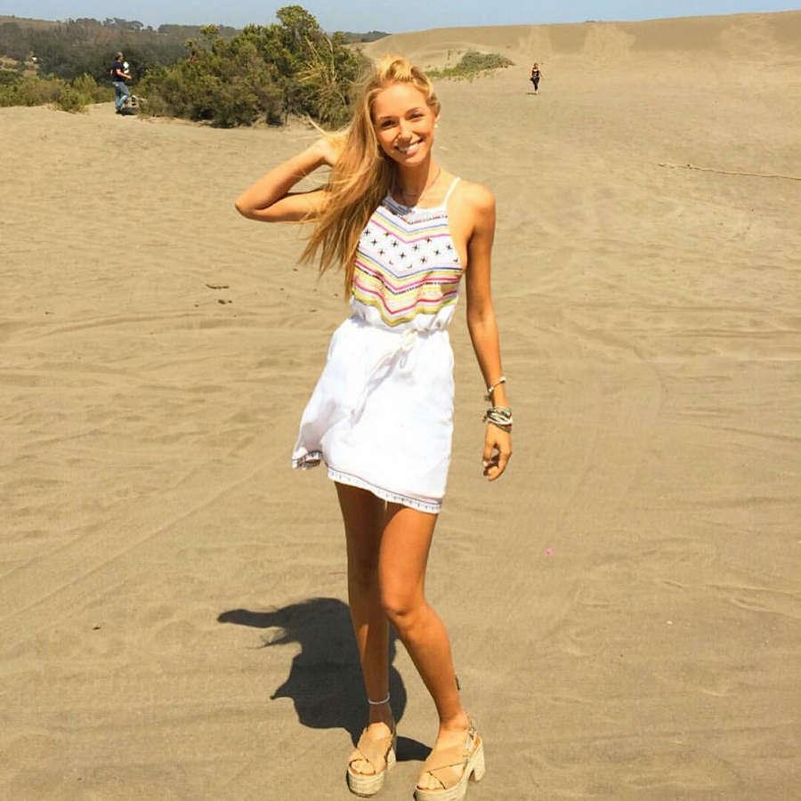 Nicole Block Feet