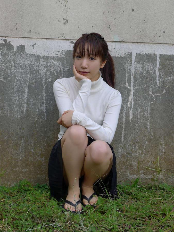 Airi Shimizu Feet