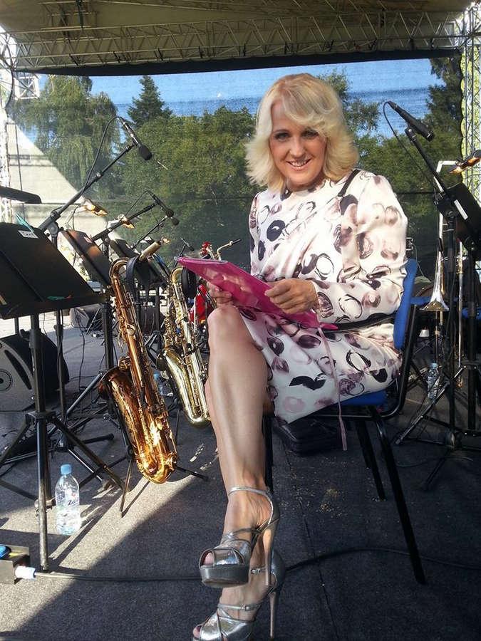 Alenka Godec Feet