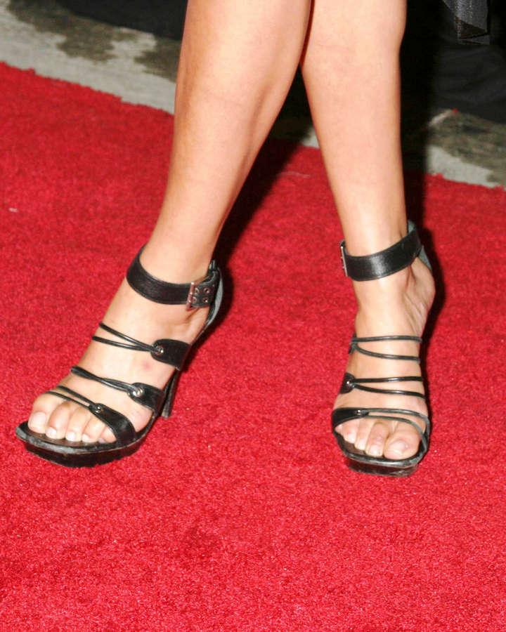 Blu Cantrell Feet