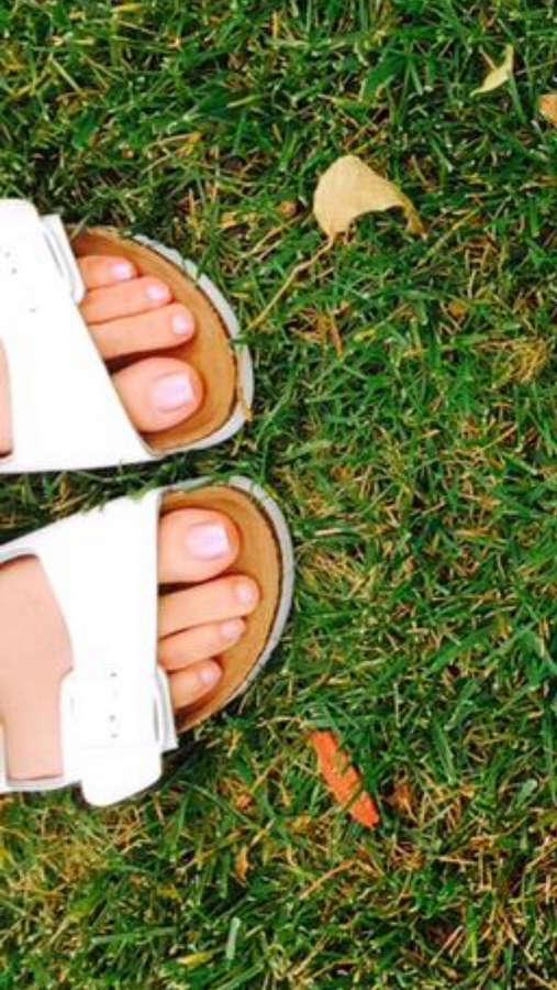 Meghan Camarena Feet