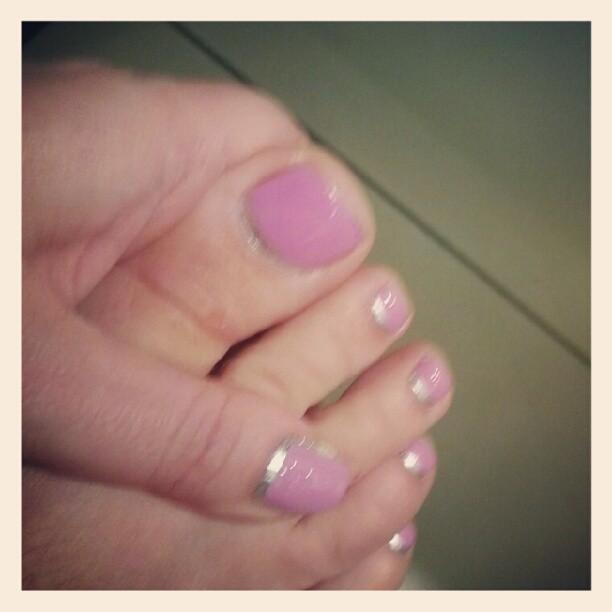 Bobbie Thomas Feet