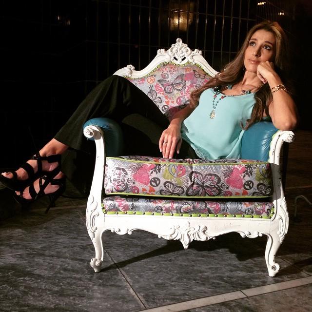 Veronica Rasquin Feet