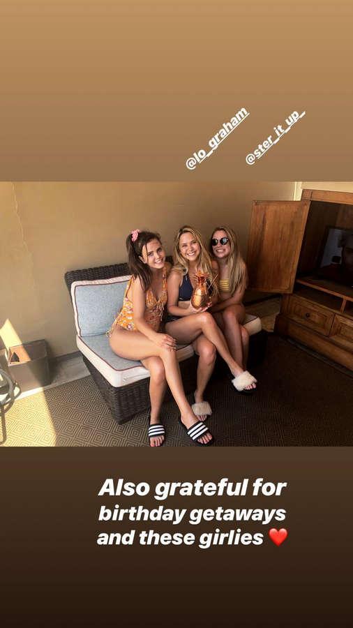 Tiffany Alvord Feet