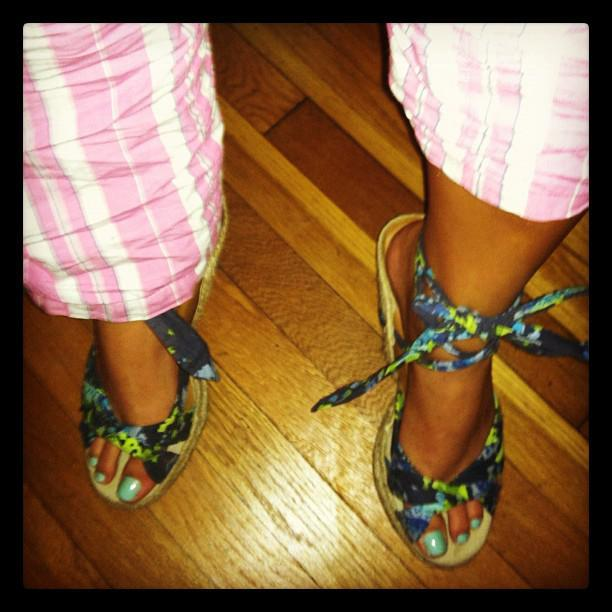 Francesca Curran Feet
