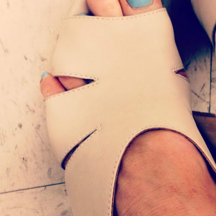 Liz Larsen Feet
