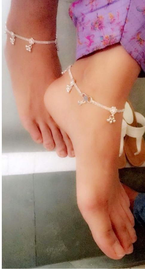 Monica Gill Feet