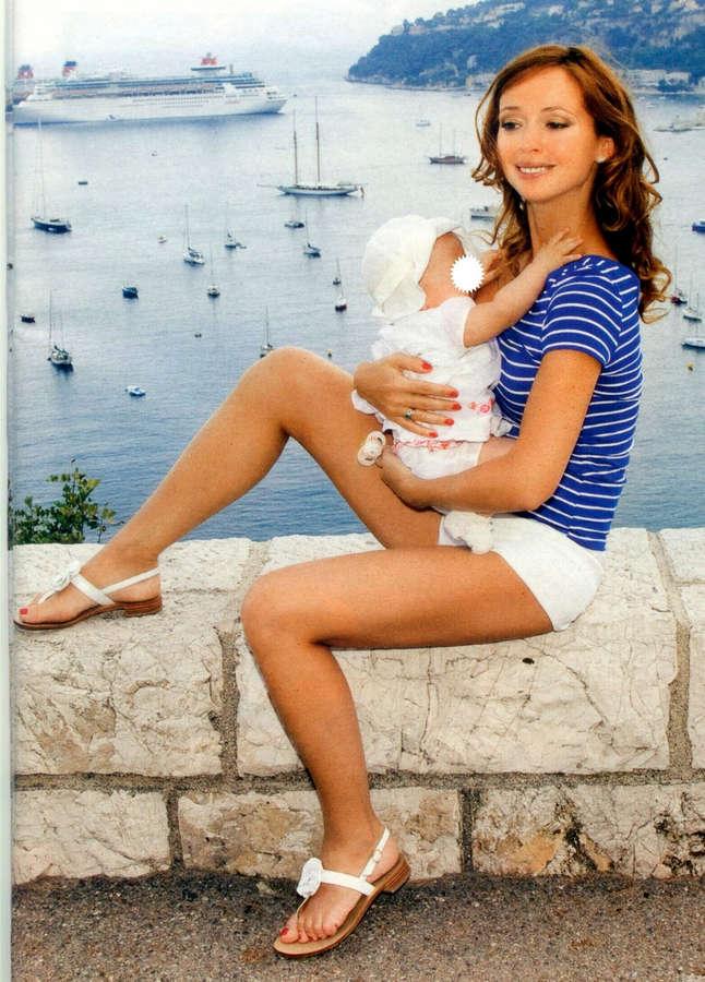 Yelena Zakharova Feet